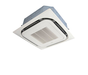 Ceiling Cassette Air Conditioning System Fan Coil Evaporator Unit