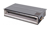 Slim Ducted Air Conditioning System Fan Coil Evaporator Unit